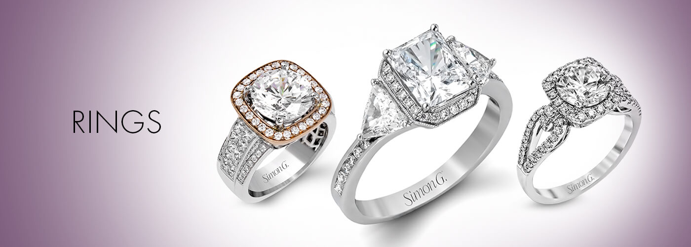 Designer Rings at Huntington Fine Jewelers