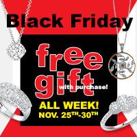 Black Friday at Huntington Fine Jewelers