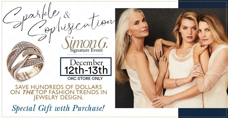 Simon G Signature Event 2019