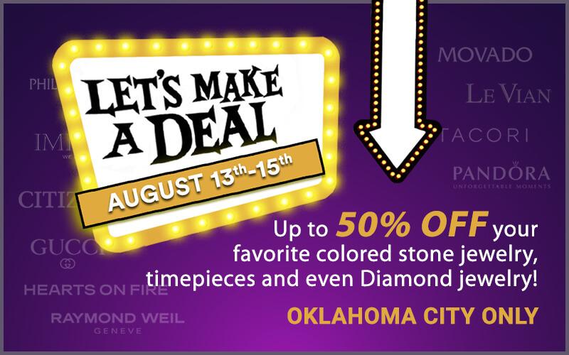 Let's Make a Deal! Oklahoma City