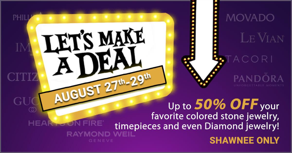 Let's Make a Deal! Shawnee